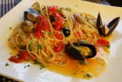 Spaghetti allo scoglio,spaghetti,cucina,ricette,primi piatti,ricette pasta,ricetta,pesce,
